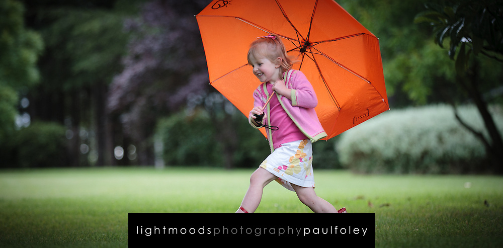 Fun in the Rain, Armidale, NSW, Australia