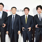 UBS CEO Awards Asia Pacific 2012 dinner