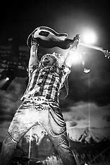 Black Stone Cherry concert, Birmingham