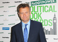 © Licensed to London News Pictures. 19/03/2014, UK. Hugh Dennis, Political Book Awards, BFI IMAX, London UK, 19 March 2014. Photo credit : Richard Goldschmidt/Piqtured/LNP