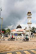 Kaptian Keling Mosque.
