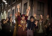 Macnas, Halloween Parade in Dublin. ©Tamara Him