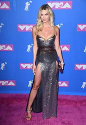Karlie Kloss arriving at the MTV Video Music Awards 2018, Radio City, New York. Photo credit should read: Doug Peters/EMPICS