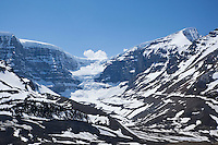 Snow Dome Glacier / Columbia Icefields, Jasper National Park, Alberta, Canada