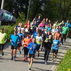 20180421: SLO, Running - Priprave na Ljubljanski maraton