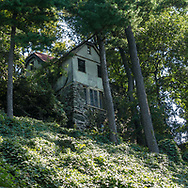 The Billings Gatehouse at Fort Tryon Park