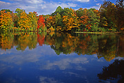 Autumn, Pocono Lake, Pike County, PA