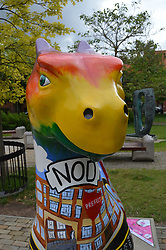 GoGoDragons! An interactive arts sculpture trail bringing 84 large dragons and 120 smaller school dragons to the City of Norwich 2015