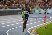 John Koech, Bahrain, 3000m Steeplechase, during the Diamond League Meeting at Stade Charlety, Paris, France on 24 August 2019.