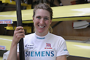 Caversham, Great Britain, Helen CASEY, GB Rowing media day at the Redgrave Pinsent Rowing Lake. GB Rowing Training centre. Tue. 29.04.2008  [Mandatory Credit. Peter Spurrier/Intersport Images] Rowing course: GB Rowing Training Complex, Redgrave Pinsent Lake, Caversham, Reading