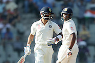 Cricket - India v England 4th Test Day 4 at Mumbai