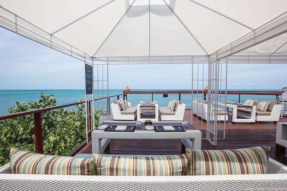 a Luxury, private villa on Koh Samui, Thailand