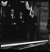 The Legal profession attend Mass at St. Michal's to mark the beginning of the Legal Year.<br /> 02.10.1961