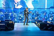 Öffentliche Generalprobe von Udo Lindenberg  in der Veltins Arena in Gelsenkirchen am 18.May 2016. Foto: Rüdiger Knuth