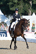 Mia Runesson - Barcelona 43<br /> FEI World Breeding Dressage Championships for Young Horses 2012<br /> © DigiShots