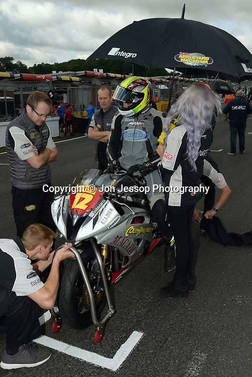 #12 Brad Jones Stalbridge Team Appleyard Macadam Racing Yamaha Pirelli National superstock 600 Championship