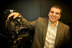 O diretor regional do SBT (Sistema Brasileiro de Televisão) no Rio Grande do Sul, Luís Alberto Campos Cruz. FOTO: Emmanuel Denaui/ Agência Preview