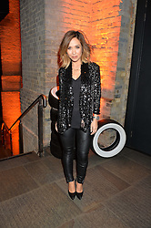 MYLEENE KLASS at A Night of Motown in aid of Save The Children UK held at The Roundhouse, Chalk Farm Road, London on 3rd March 2016.