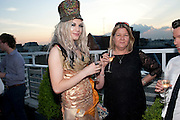 LADY LLOYD; JO LOCKWOOD, Terry Ronald - book launch party for his book ' Becoming Nancy' . The Westbury Hotel, Pine Room, Bond Street, London, W1S 2YF<br /> -DO NOT ARCHIVE-© Copyright Photograph by Dafydd Jones. 248 Clapham Rd. London SW9 0PZ. Tel 0207 820 0771. www.dafjones.com.