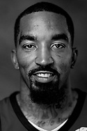 Sep 25, 2017; Cleveland, OH, USA; Cleveland Cavaliers guard JR Smith (5) poses for a portrait during media day at Cleveland Clinic Courts. Mandatory Credit: Rick Osentoski-USA TODAY Sports
