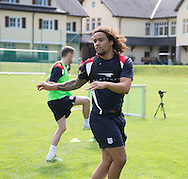 Dundee&rsquo;s Yordi Teijsse - Day 2 of Dundee FC pre-season training camp in Obertraun, Austria<br /> <br />  - &copy; David Young - www.davidyoungphoto.co.uk - email: davidyoungphoto@gmail.com