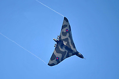 Vulcan Bomber last Flight 4/10/15
