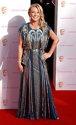 Amanda Redman attends The House of Fraser British Academy Television Awards at The Theatre Royal, Dury Lane, London on Sunday 10 May 2015