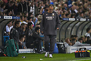 Marcelo Bielsa of Leeds United (Manager) during the EFL Sky Bet Championship match between Leeds United and Brentford at Elland Road, Leeds, England on 21 August 2019.