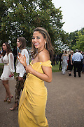 EMMA THYNN VISCOUNTESS WEYMOUTH, 2016 SERPENTINE SUMMER FUNDRAISER PARTY CO-HOSTED BY TOMMY HILFIGER. Serpentine Pavilion, Designed by Bjarke Ingels (BIG), Kensington Gardens. London. 6 July 2016