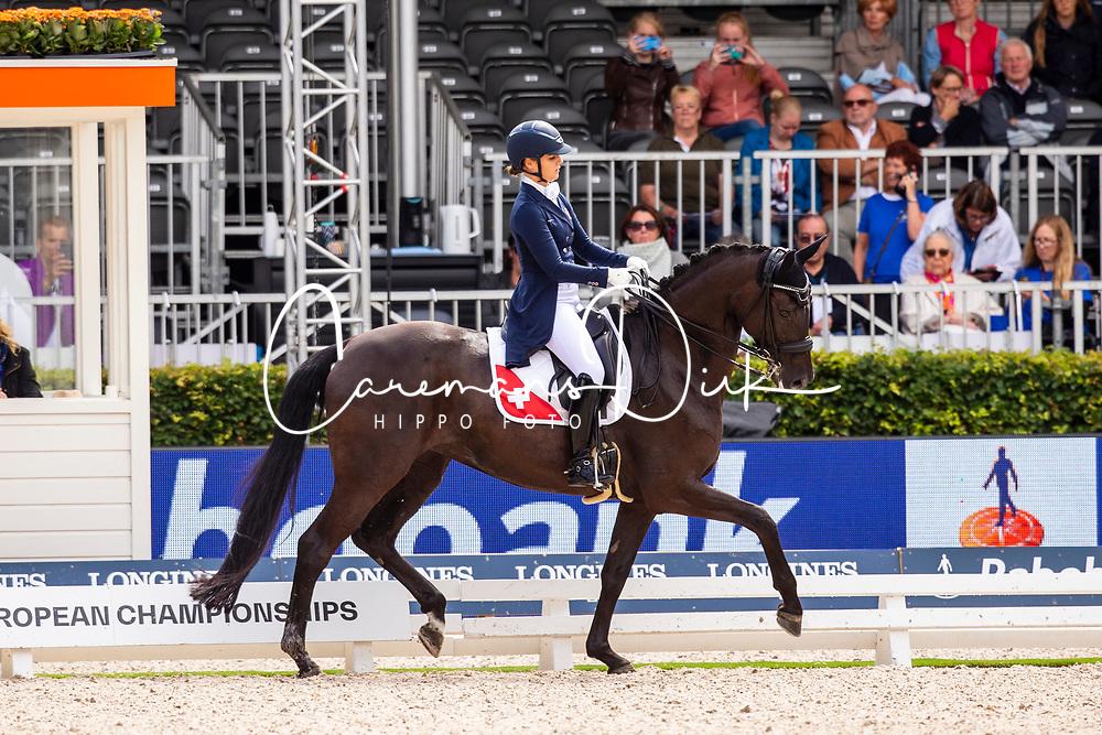 Dodder<br /> European Championship Dressage<br /> Rotterdam 2019<br /> © Hippo Foto - Dirk Caremans