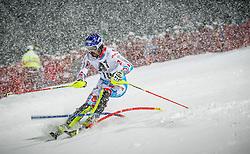 27.01.2015, Planai, Schladming, AUT, FIS Skiweltcup Alpin, Schladming, 1. Lauf, im Bild Jean-Baptiste Grange (FRA) // Jean-Baptiste Grange (FRA) during the first run of the men's slalom of Schladming FIS Ski Alpine World Cup at the Planai Course in Schladming, Austria on 2015/01/27, EXPA Pictures © 2015, PhotoCredit: EXPA/ Erwin Scheriau