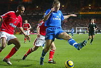 27/11/2004 - FA Barclaycard Premiership - Charlton Athletic v Chelsea - The Valley<br />