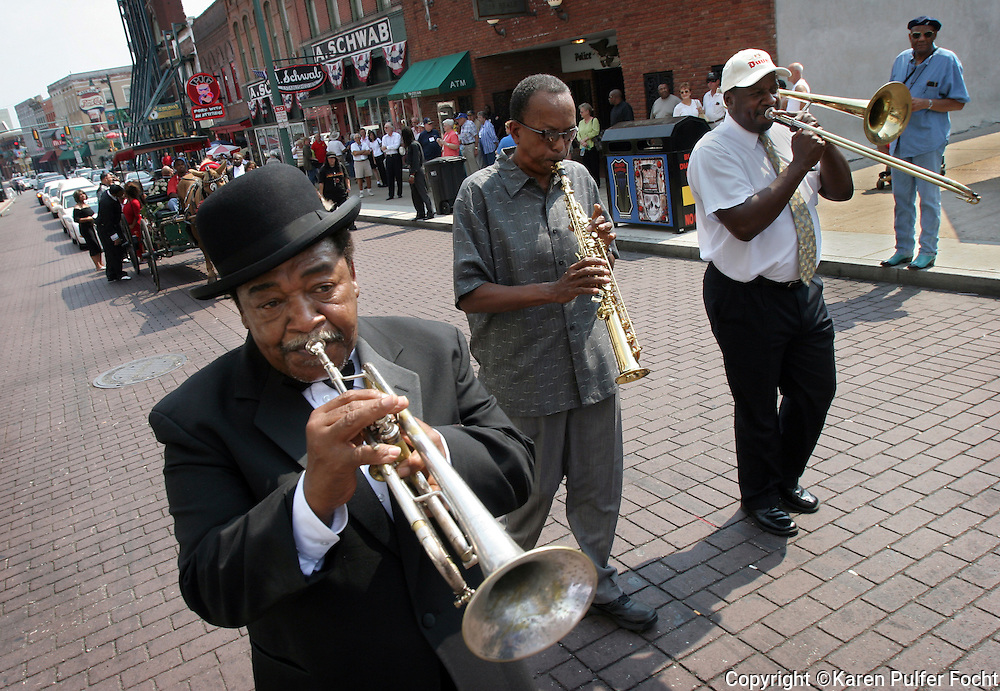 """Beale Street, Memphis, Tennessee. MSN Living's website named Memphis among the Top 20 travel destinations in the world, making it the second Top 20 ranking for Memphis this year. In December, National Geographic Traveler named the city one of the 20 """"must-see places"""" in the world."""