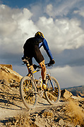 MAN MOUNTAIN BIKING FRUITA, COLORADO