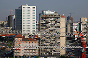 City view of the Cidade Baixa area, central Luanda. Angola. Africa. .Pictures © Z & D Lightfoot..www.lightfootphoto.co.uk