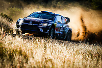 Andreas Mikkelsen  (NOR) /Jaeger Synnevag (NOR)  - Volkswagen Polo WRC