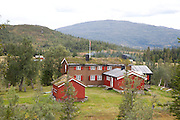 The mountain cabin Schulzhytta is owned by Norwegian Trekking Association/Trondhjems Turistforening. It takes 5-7 hours to walk here from the nearest roads in Selbu, Tydal or Meråker.