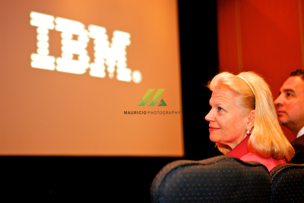 Ms. Rometty, 54, is well known within the technology industry, but not widely beyond. She will become the first female chief executive officer in IBMs 100-year history. The Armonk, New York-based company said yesterday she will succeed Sam Palmisano in the role effective Jan. 1. Palmisano. Rometty said she has grown the most in her career through experiential learning..I learned to always take on things Id never done before .Ms. Rometty is a leader in diversity initiatives including IBMs Women in Technology Council and the Women's Leadership Council, and is one of the senior sponsors of the Women's Executive Council. She is a frequent speaker at industry and business conferences, and has been named to Fortune magazine's 50 Most Powerful Women in Business for seven consecutive years, including most recently in 2011.