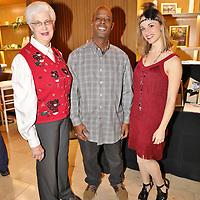 Ann Rotermund, Patrick Little, Sarah Lewis