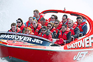 KATE & Prince William Ride Shotover Jet, Queenstown