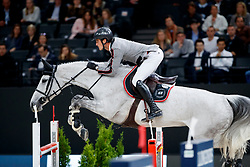 PHILIPPAERTS Olivier (BEL), H&M Legend of Love<br /> Paris - FEI World Cup Finals 2018<br /> Longines FEI World Cup Jumping Final IV<br /> www.sportfotos-lafrentz.de/Stefan Lafrentz<br /> 15. April 2018