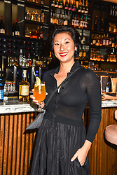21 November 2019 - Beatrix Ong at the launch of Sam's Riverside Restaurant, 1 Crisp Walk, Hammersmith hosted by owner Sam Harrison, Edward Taylor and Jack Brooksbank.<br /> <br /> Photo by Dominic O'Neill/Desmond O'Neill Features Ltd.  +44(0)1306 731608  www.donfeatures.com
