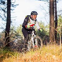 Nederland, Bergen aan Zee, 12 december 2016.<br /> de populaire cursus Start2Bike MTB gaat weer van start. De cursus bestaat uit zes trainingen en is geschikt voor zowel beginners als gevorderden. Instructeur Otto van der Wal (50) uit Enkhuizen legt uit wat je precies kunt verwachten.<br /> Foto: Jean-Pierre Jans
