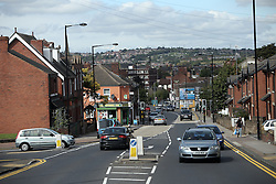 UK ENGLAND ROTHERHAM 28AUG14 - General view of the Rotherham city centre, epicentre of the largest child sex abuse scandal in Britain.<br /> <br /> An August 2014 report found that around 1,400 children had been sexually exploited in the town between 1997 and 2013, mainly by British-Pakistani men.<br /> <br /> jre/Photo by Jiri Rezac<br /> <br /> © Jiri Rezac 2014
