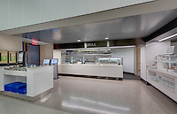 International Monetary Fund Cafe interior image in Washington DC by Jeffrey Sauers of Commercial Photographics, Architectural Photo Artistry in Washington DC, Virginia to Florida and PA to New England
