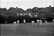 18/07/1970<br /> 07/18/1970<br /> 18 July 1970<br /> Cricket: Clontarf 1st XI v Old Belvedere, Leinster Senior Cup Final at Clontarf Cricket Club, Dublin.