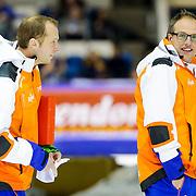 NLD/Heerenveen/20130112 - ISU Europees Kampioenschap Allround schaatsen 2013 dag 2, 3000 meter dames, ????..