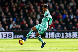 Pierre-Emerick Aubameyang of Arsenal - Rogan/JMP - 25/11/2018 - FOOTBALL - Vitality Stadium - Bournemouth, England - Bournemouth v Arsenal - Premier League.