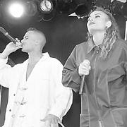 Huizpop 1994 met 2 Unlimited, Ray Slijngaard en Anita Doth