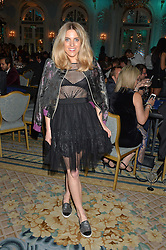 OLIVIA COX at the Quintessentially Foundation's Poker Night held at The Savoy, London on 13th October 2016.